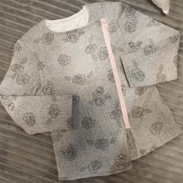 bluzo-marynarka dziewczeca Pola