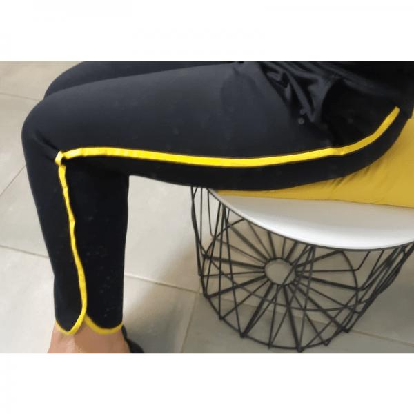 spodnie damskie z lamowka wykroj online