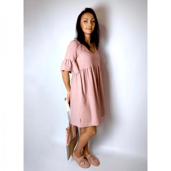 sukienka damska venus wykroj online jak uszyc