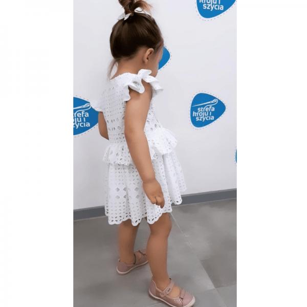 sukienka dla dziewczynki zozo online