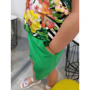 szorty dziewczece wykroj online