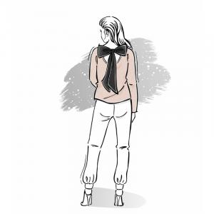 wykroj-na-sweter-damski-z-kokarda