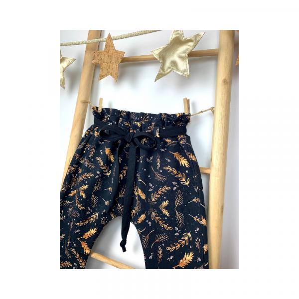 spodnie-dla dziewczynki-wysoki-stan-wiazanie