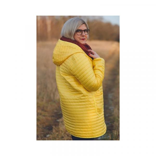 Szycie na żywo fb live jesienna bluza