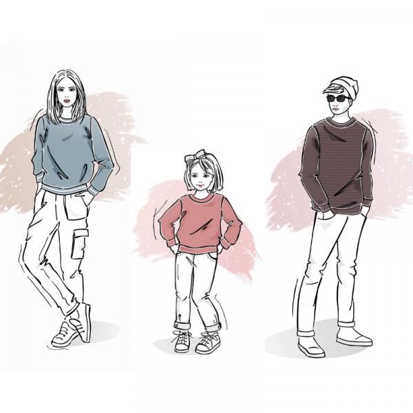 zestaw-wykrojow-na-bluze-z-rekawem-glowkowym-dla-calej-rodziny