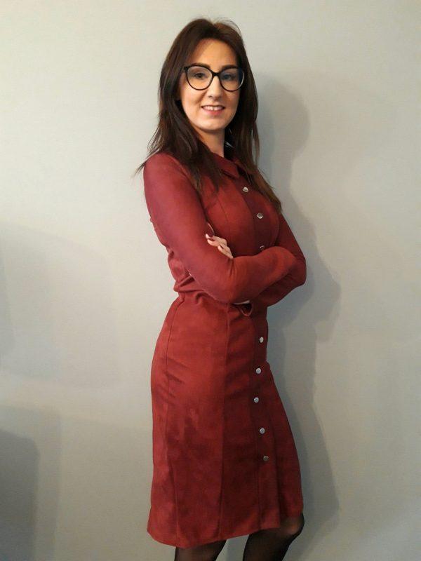 Wykrój na sukienkę damską Sabrina online