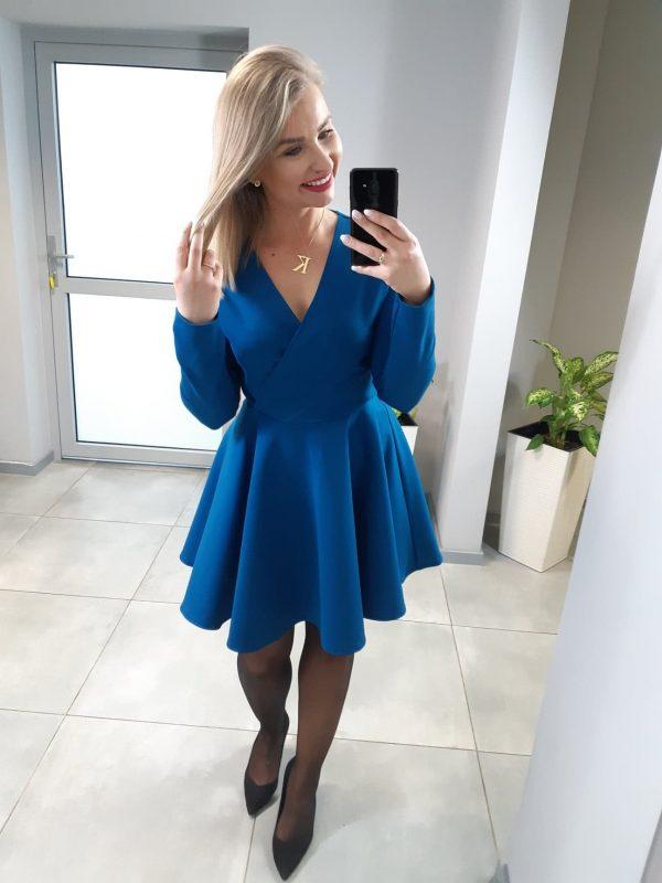 Wykrój na sukienkę damską Serafina online