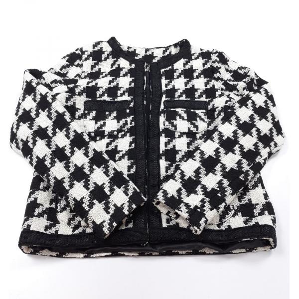 Wykrój online na żakiet Chanel szycie na żywo