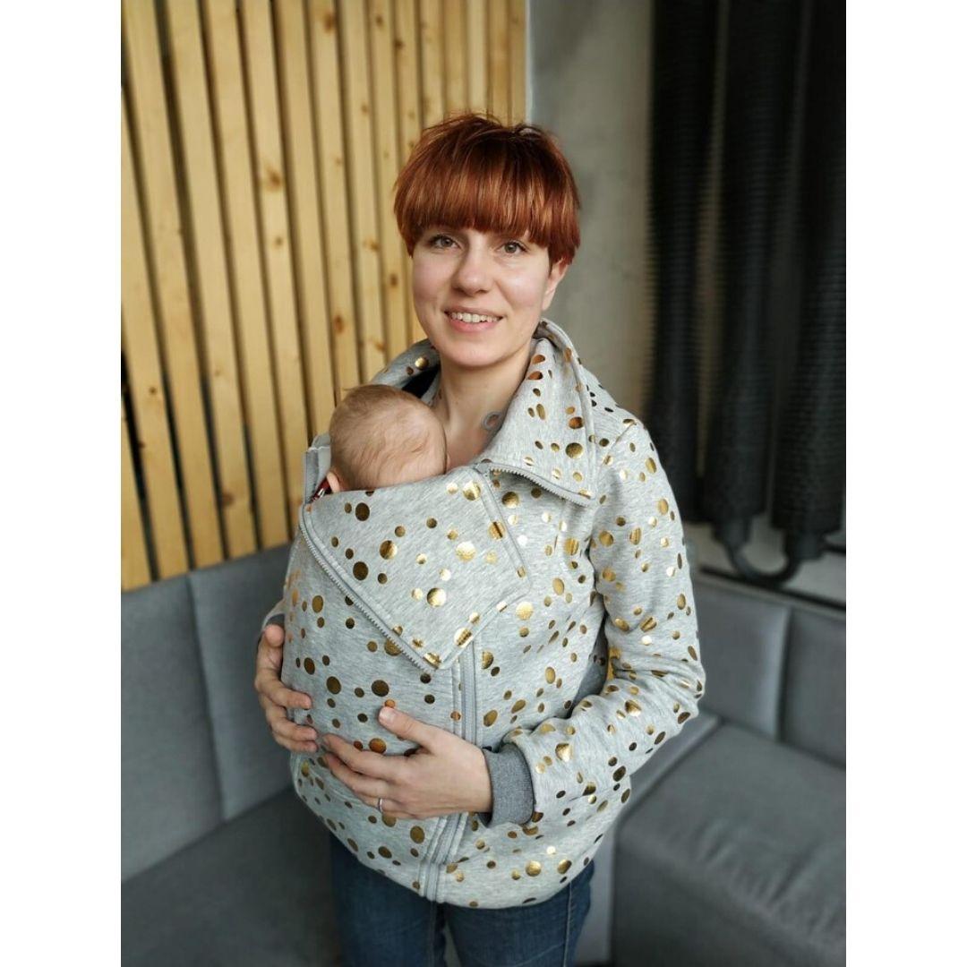 Jak uszyć bluzę donoszenia dziecka