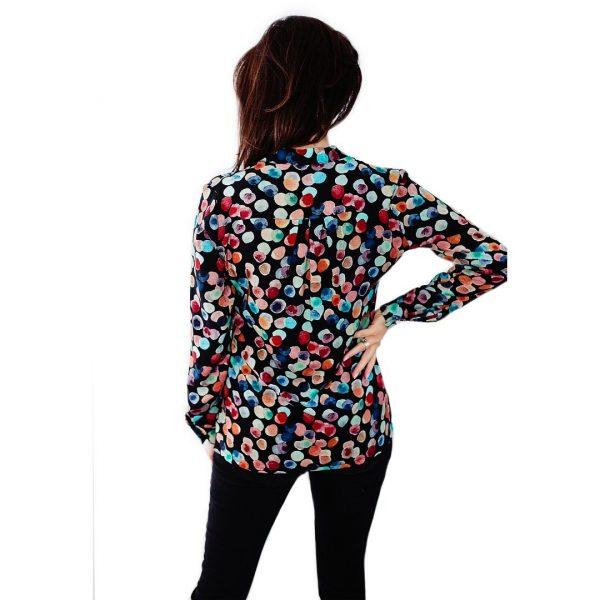Jak uszyć bluzki kurs online bluzka ze stójką