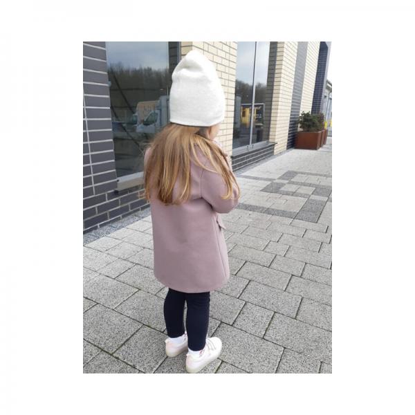 Wykrój na płaszczyk dziecięcy Laura