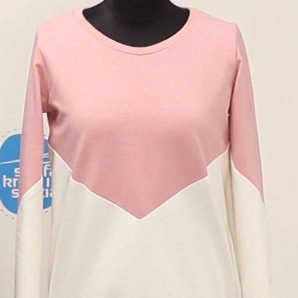 Jak uszyć bluzę damską klasyczną kurs online