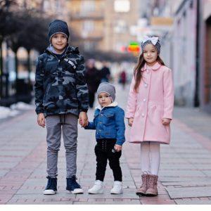 Jak uszyć odzież wierzchnią dla dzieci kurs online