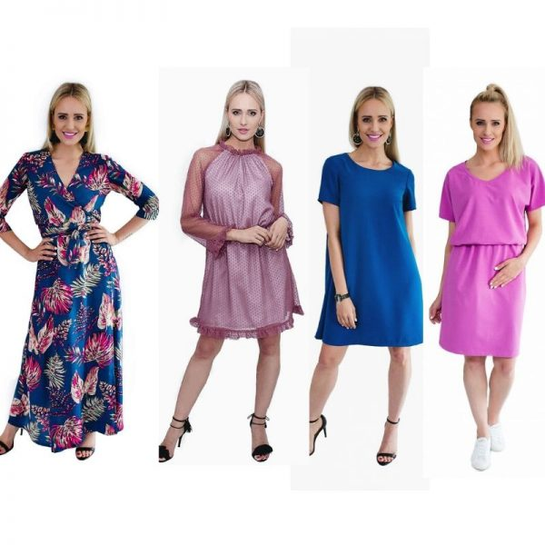 Jak uszyć sukienki kurs online