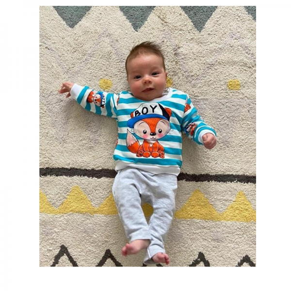 Bluza newborn wykrój online