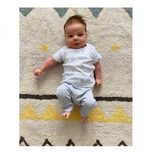 T-shirt newborn wykrój online