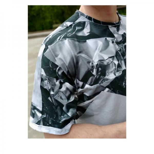 wykrój t-shirt męski Adam online