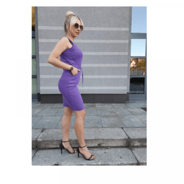 wykrój na sukienkę damską benita online