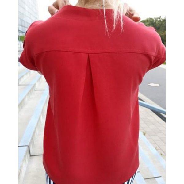 wykrój na bluzkę damską Boney