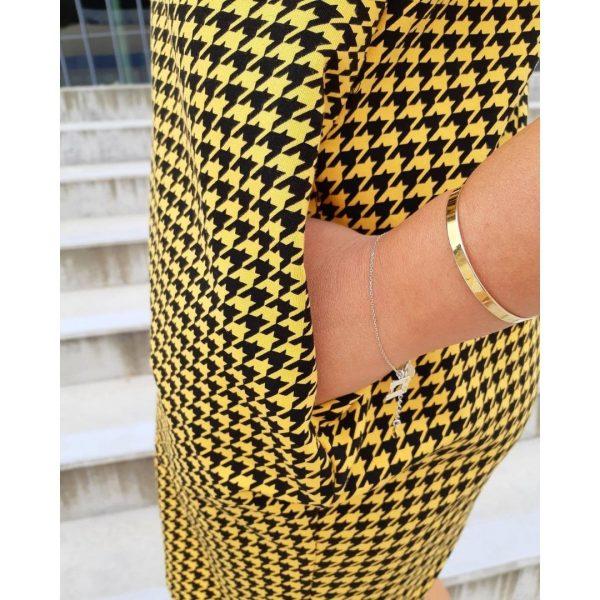 wykrój na sukienkę damską Barbados