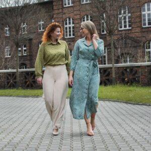 szkoła konstrukcji online koszula i sukienka koszulowa