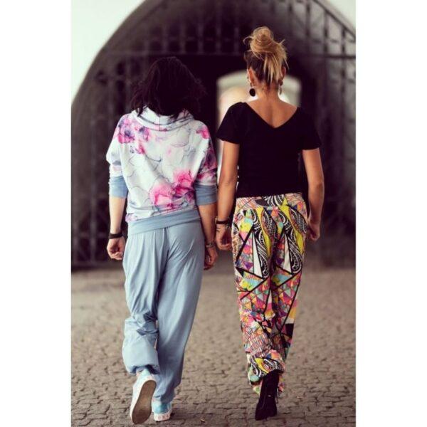 spodnie damskie Jasmine wykrój online Strefa Kroju