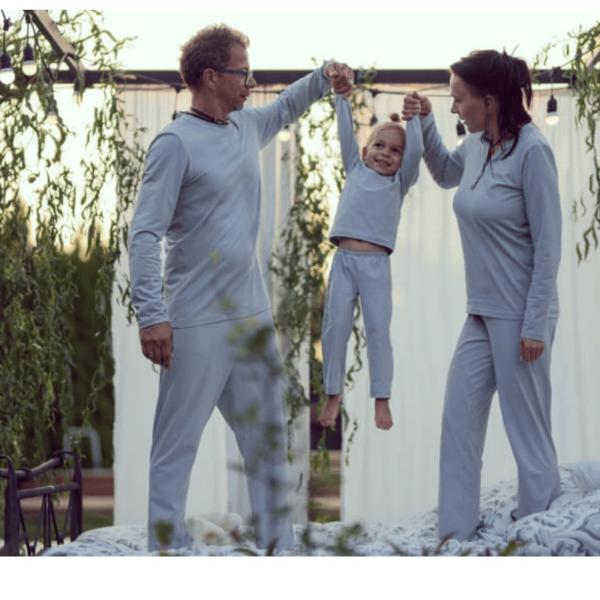 wykrój na piżama dreams dziecięca