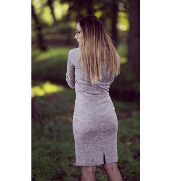 sukienka damska Nel strefa kroju