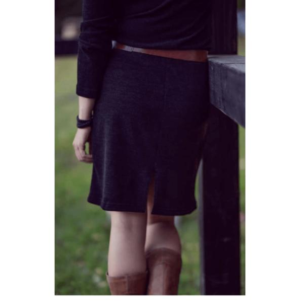 sukienka damska Nel strefa kroju i szycia